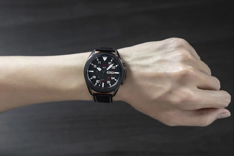Samsung Galaxy Watch 3 thiết kế