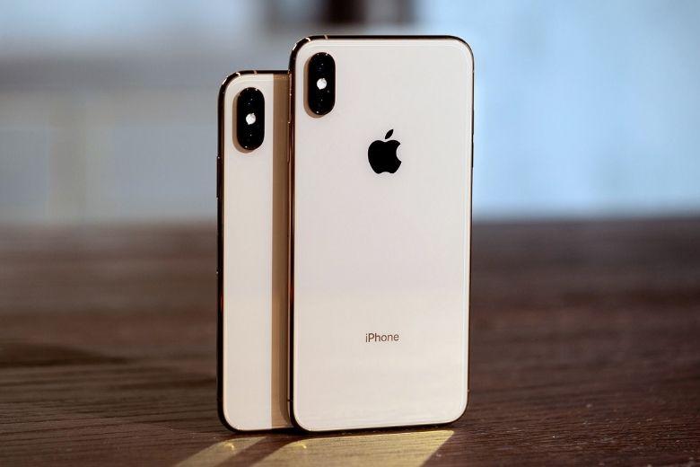 iphone XS và iPhone xs Max thiết kế