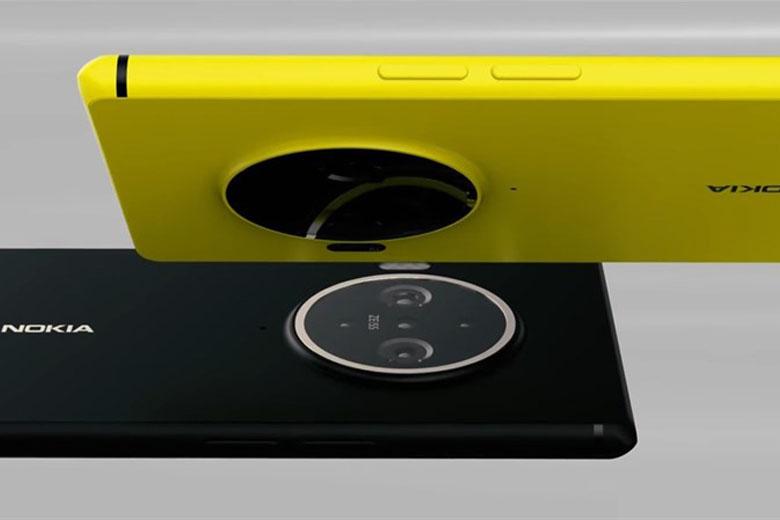 camera Nokia 9.3 PureView 5G