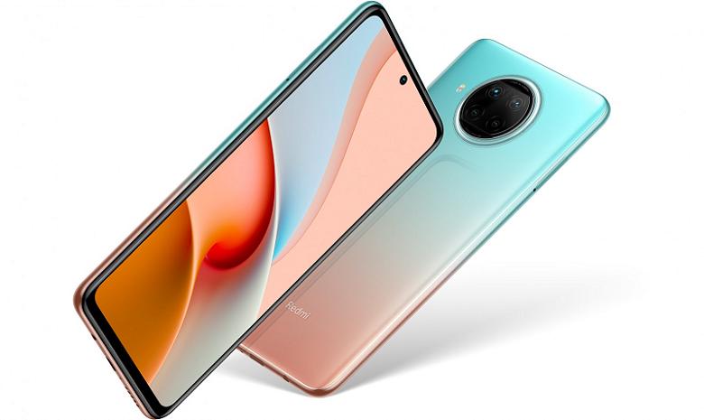 thiết kế Redmi Note 9 Pro 5G