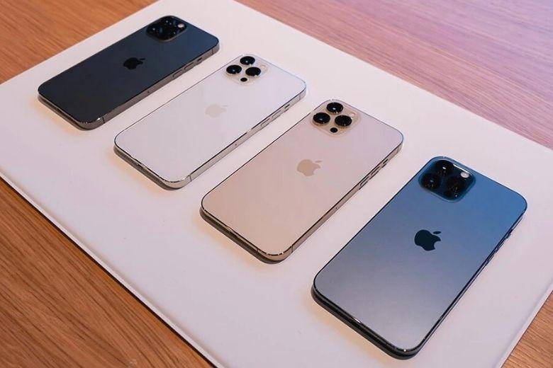 iphone 12 pro màu sắc