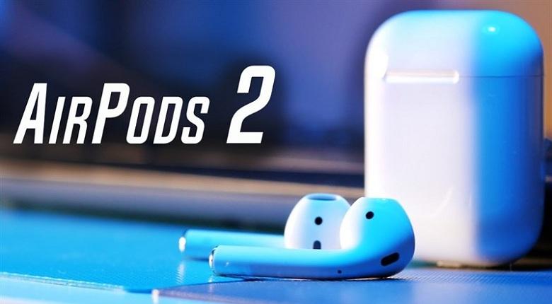 Tai nghe Bluetooth iPhone AirPods 2