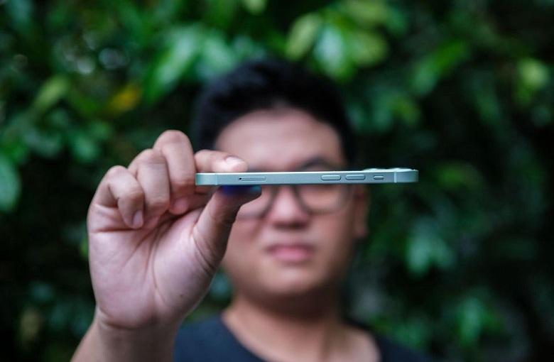 kích thước iPhone 12 Mini