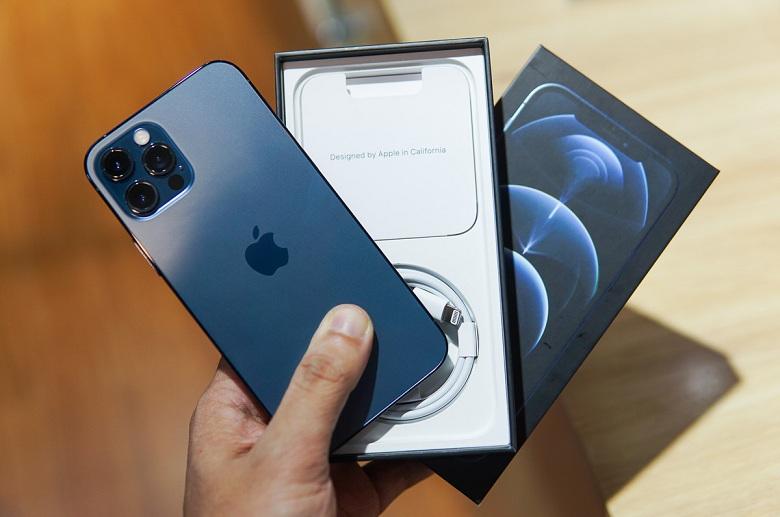 đập hộp iPhone 12 Pro