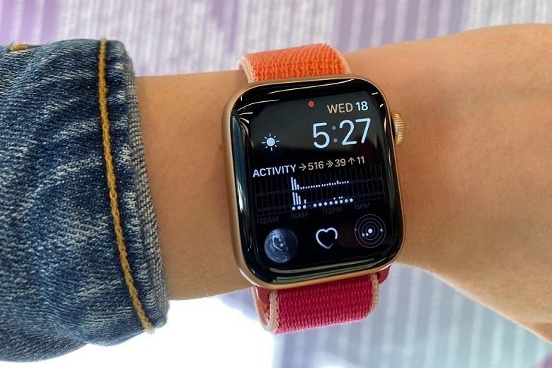 apple watch series 5 màn hình