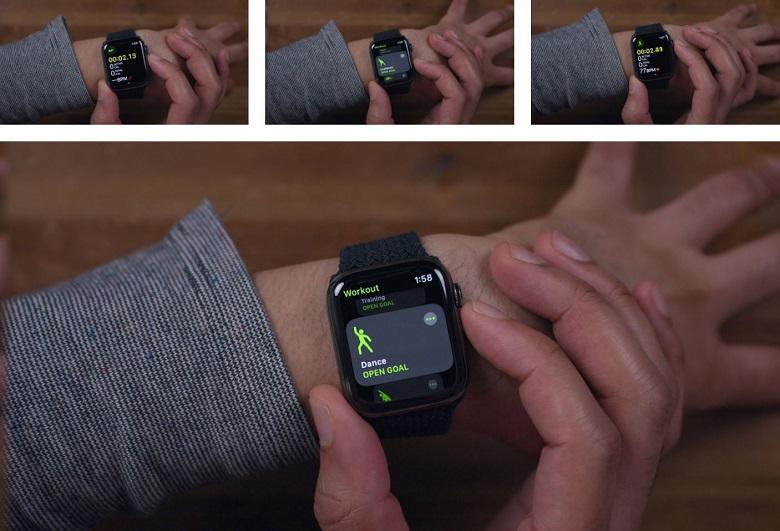 apple watch series 6 nhiều bài tập hơn