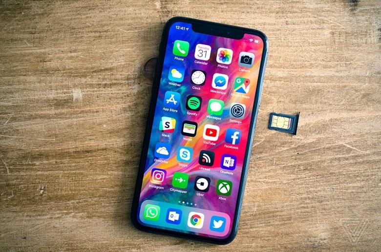 ICCIDcho iPhone Lock