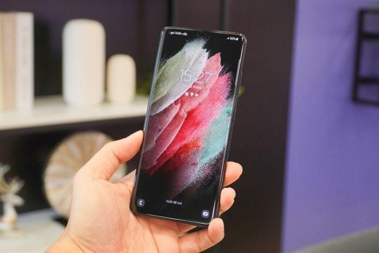 màn hình samsung galaxy s21 ultra 5g