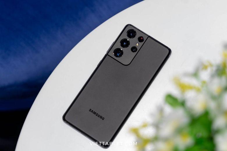 Samsung Galaxy S21 Ultra 5G thiết kế