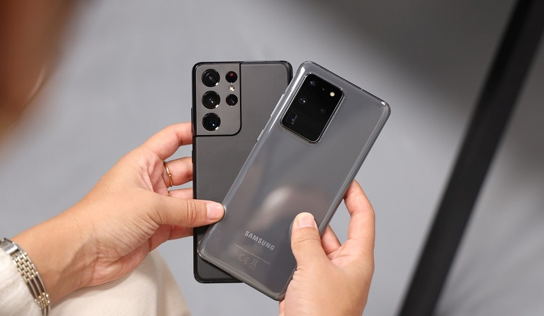 So sánh cấu hình Samsung Galaxy S21 Ultra 5G và Samsung Galaxy S20 Ultra