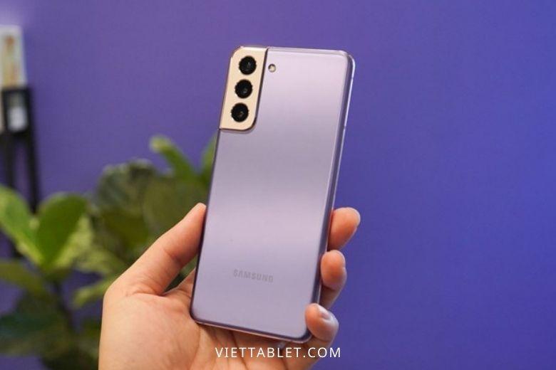 trên tay Samsung Galaxy S21 5g