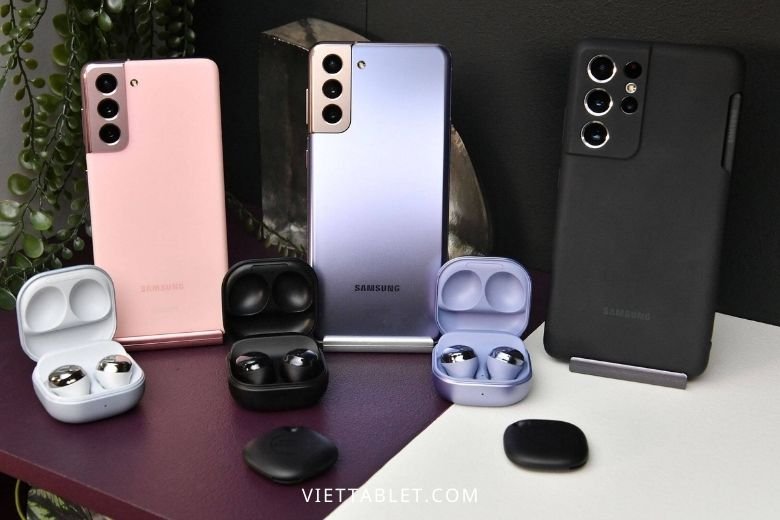 full bộ phụ kiện Samsung Galaxy S21 Series mới
