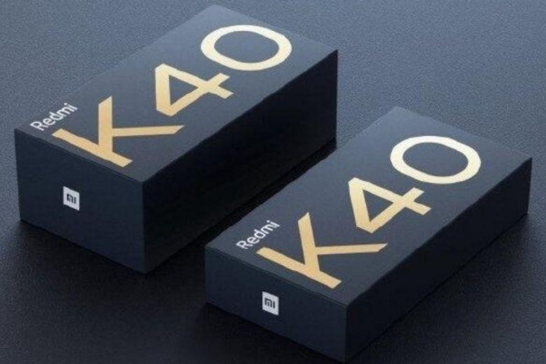 redmi k40 fullbox