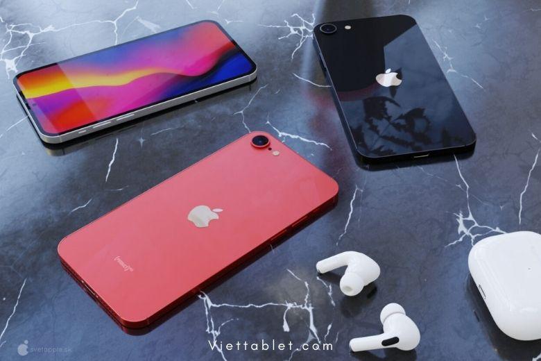 màu sắc iphone se 2021