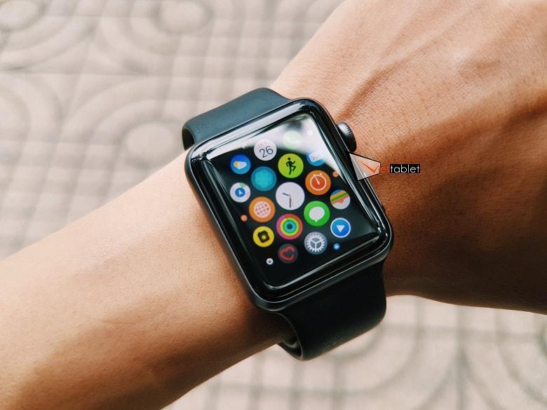 cấu hình apple watch series 3