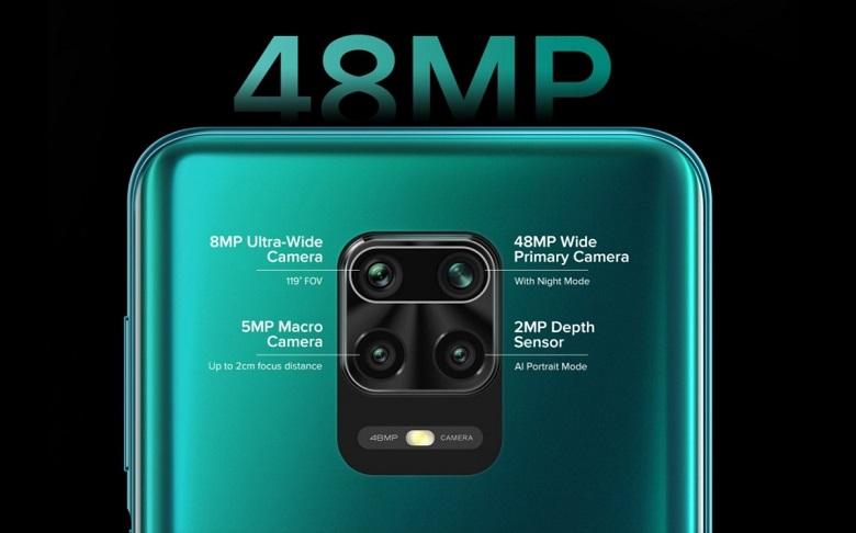 camera Redmi Note 10 Lite