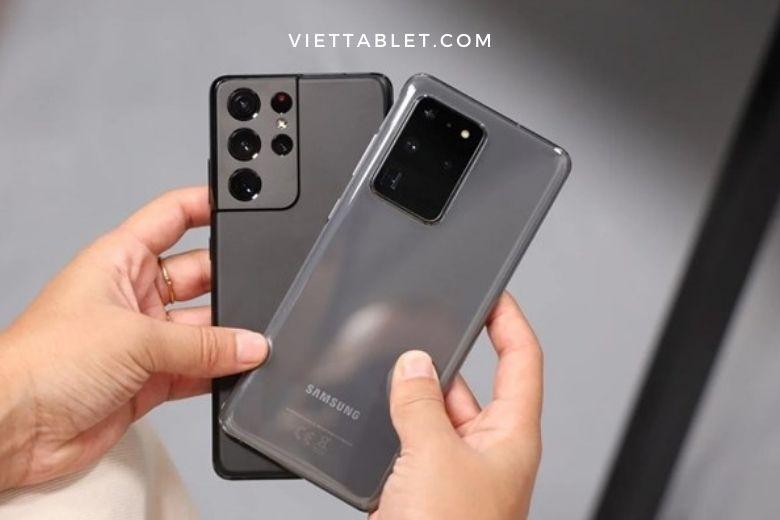 Samsung Galaxy S21 Ultra vs S20 series