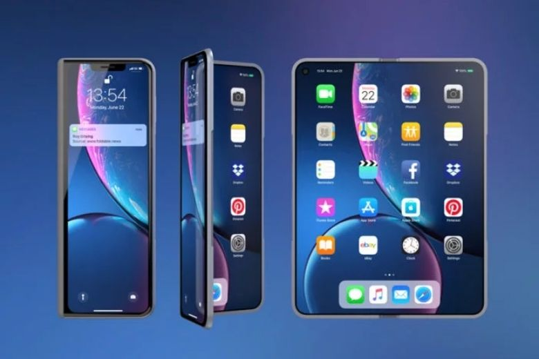iphone fold concept