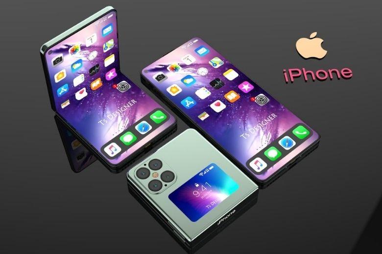 iphone Fold thiết kế