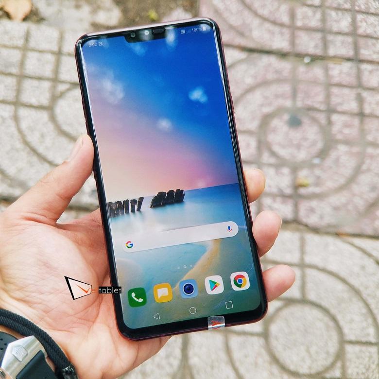 màn hình LG V40 ThinQ