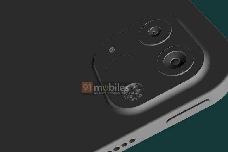 ipad pro 2021 thiết kế camera