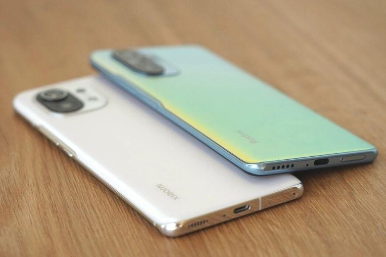 điểm khác biệt của Xiaomi Redmi K40 5G vs Mi 11 5G