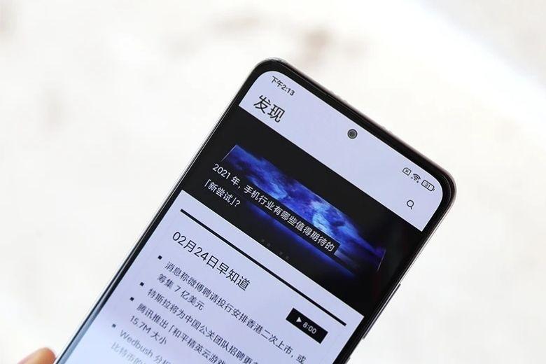 Xiaomi Redmi K40 Pro hiệu năng
