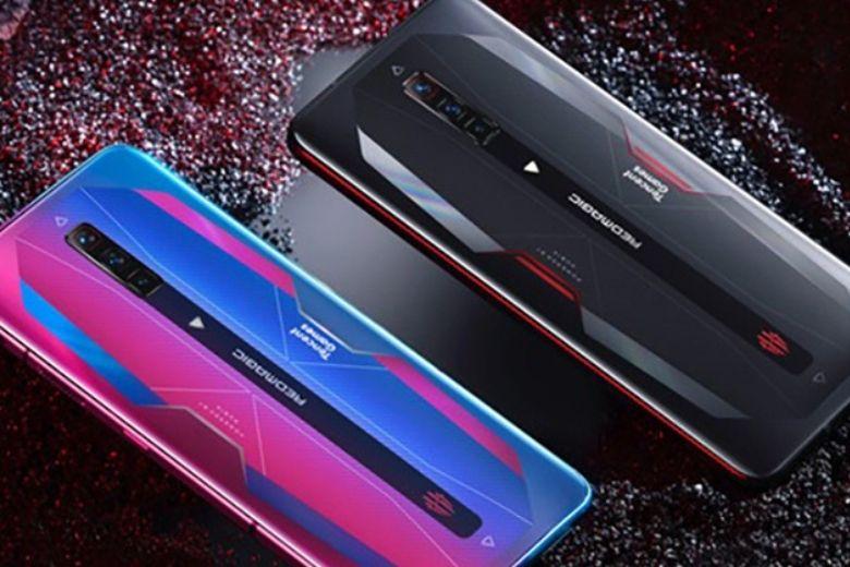 Nubia Red Magic 6 và Red Magic 6 Pro concept