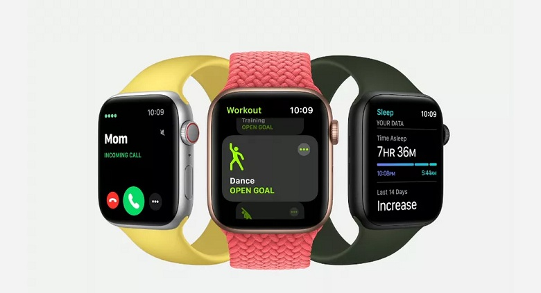 apple watch se mới