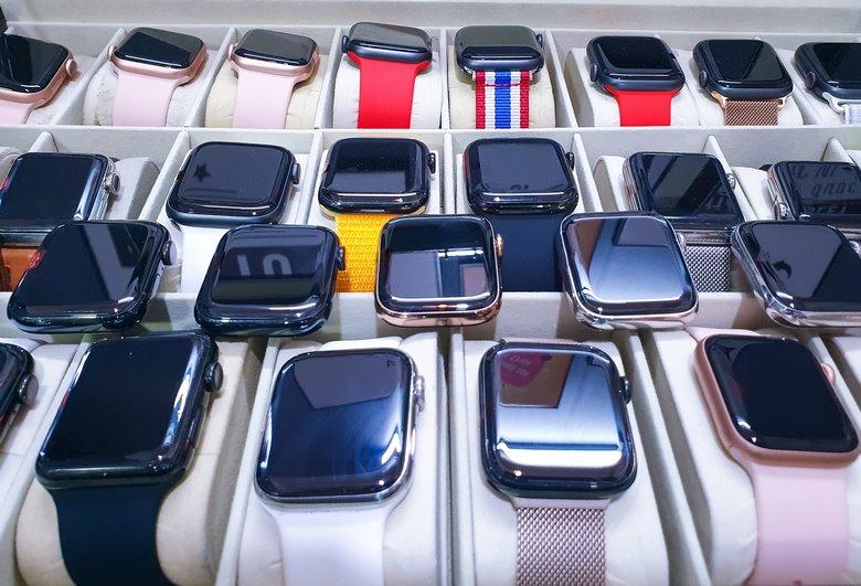 ảnh thực tế Apple Watch Series 6