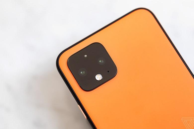 chất lượng camera Pixel 4 XL