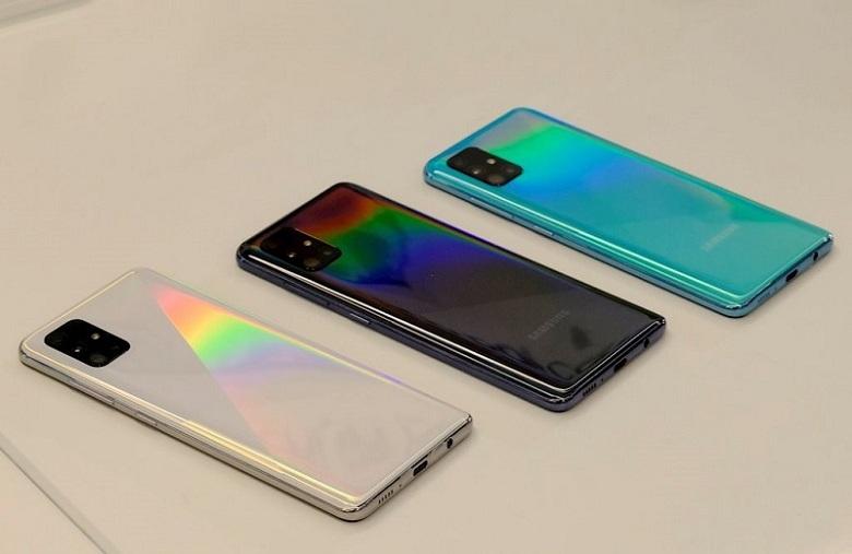 ảnh thực tế Samsung Galaxy A51