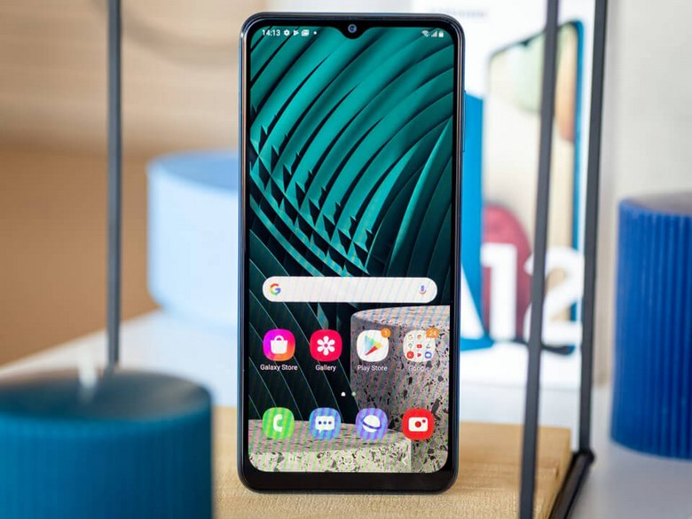 ảnh thực tế Samsung Galaxy A12