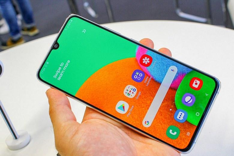 ảnh thực tế Samsung Galaxy A90 5G
