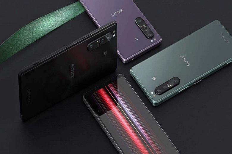 Thông tin về chiếc Sony Xperia 1 Mark III