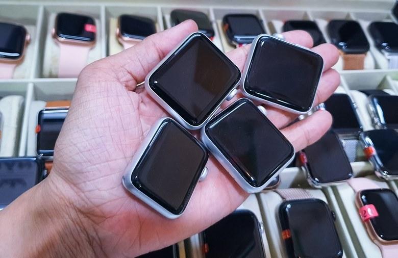 ảnh thực tế Apple Watch SE
