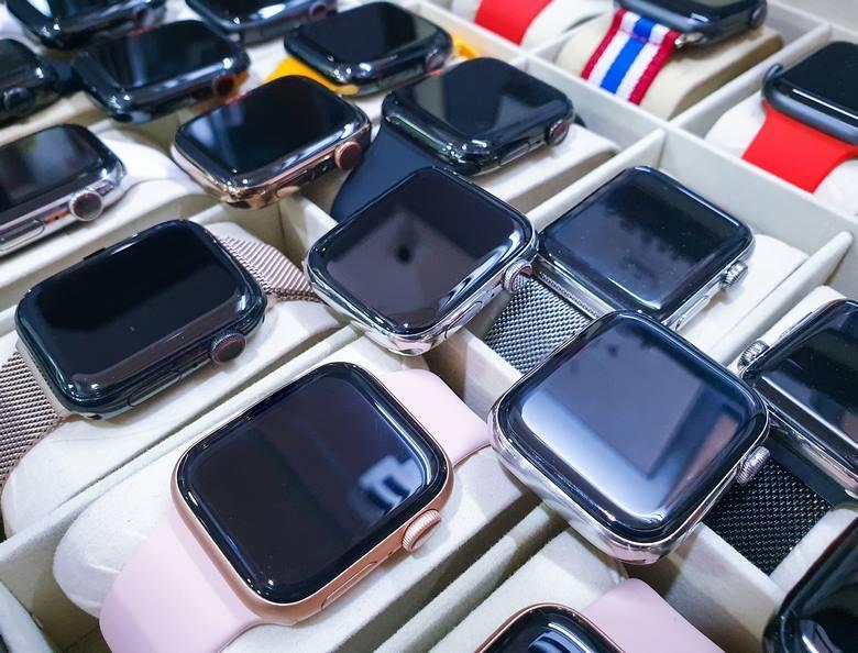 màn hình Apple Watch se
