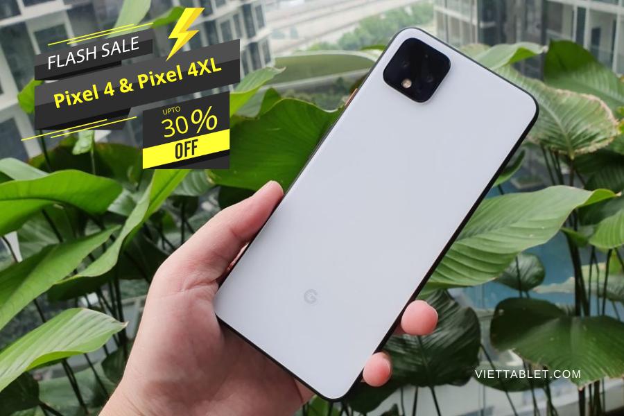Pixel 4xl giảm giá sốc