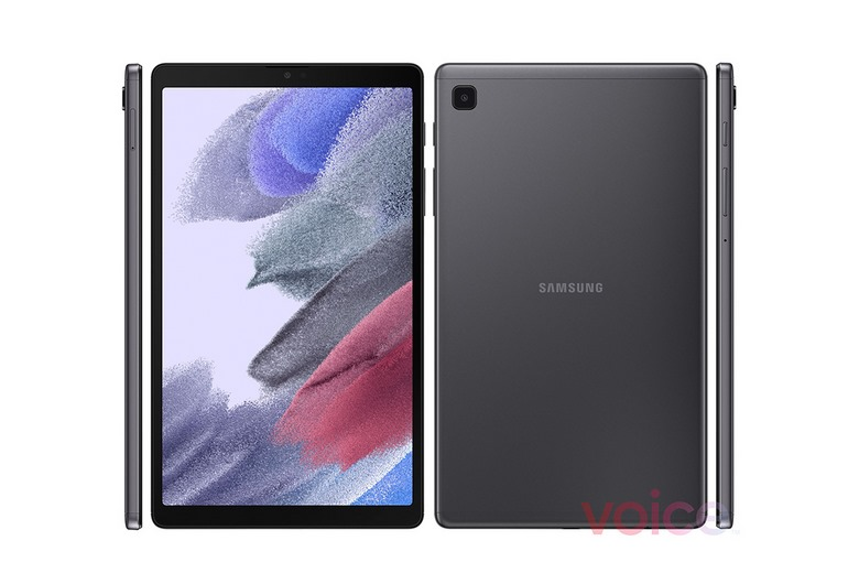 thiết kế  Galaxy Tab A7 Lite