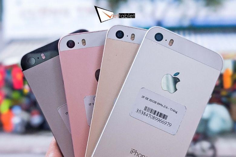 iphone se giảm giá sốc tại viettablet