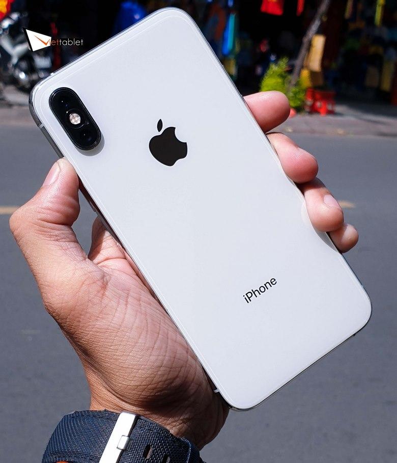 test điểm chết iPhone cũ
