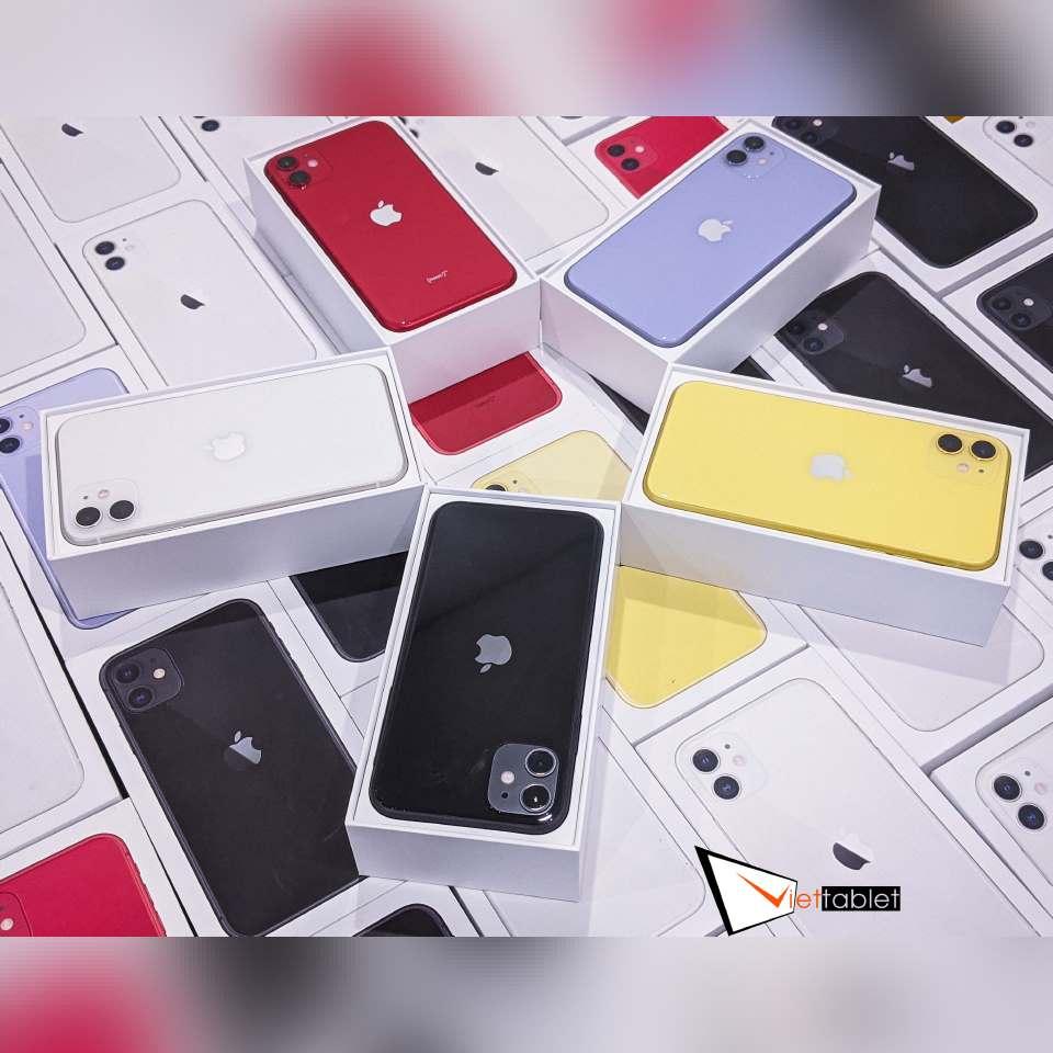 iPhone 11 ảnh thực tế