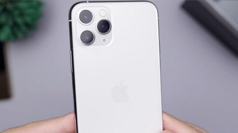 camera trên iPhone 11 Pro