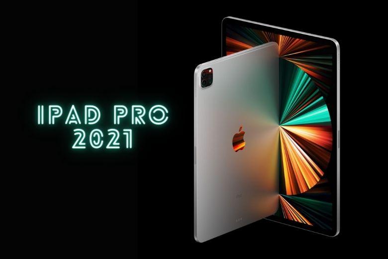 ipad pro 2021 thiết kế