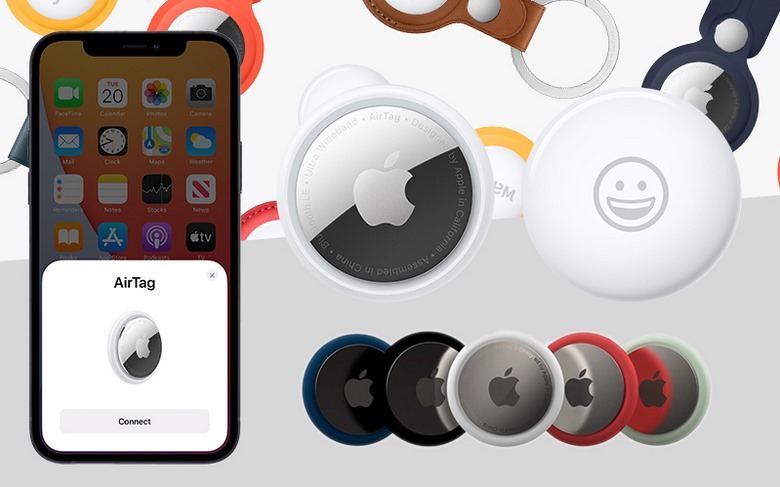 công dụng Apple AirTag