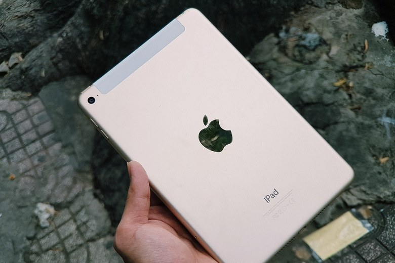 ảnh thực tế iPad Mini 4
