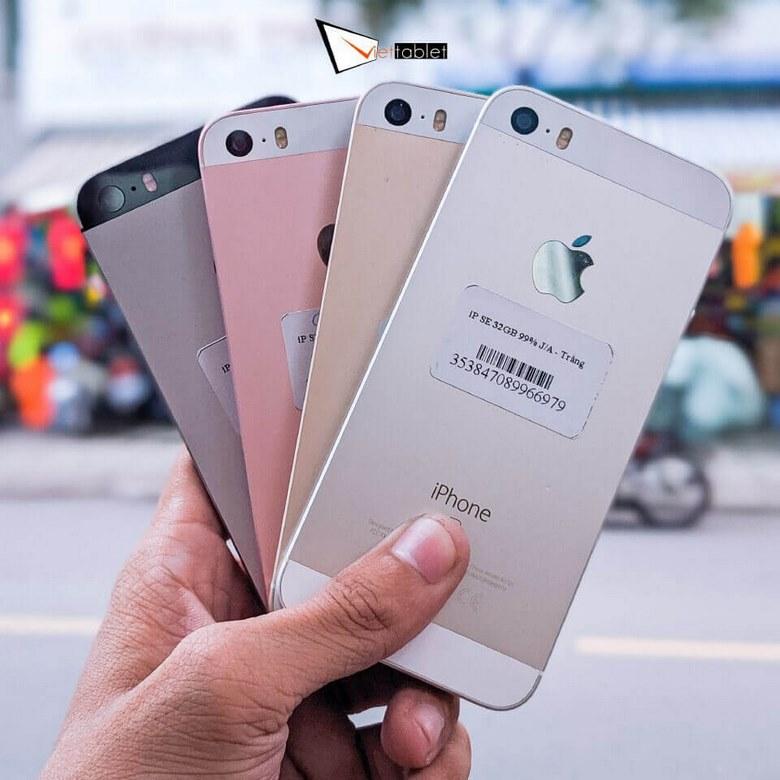 số lượng  iPhone SE