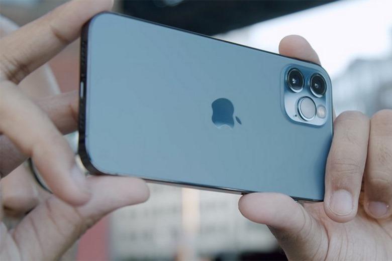 mặt lưng iPhone 12 Pro max