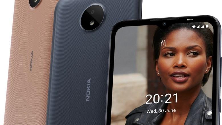 camera  Nokia C20