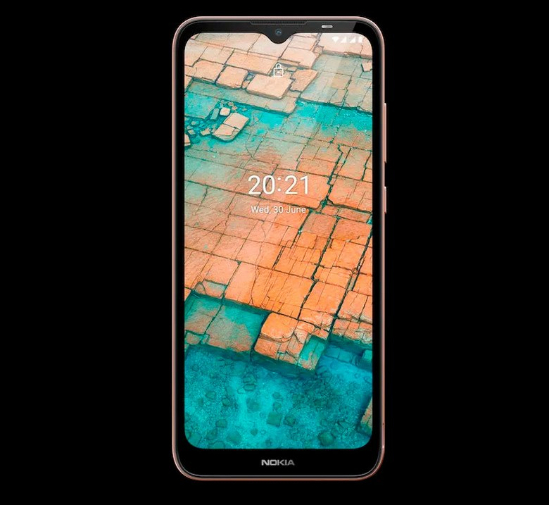 màn hình  Nokia C20